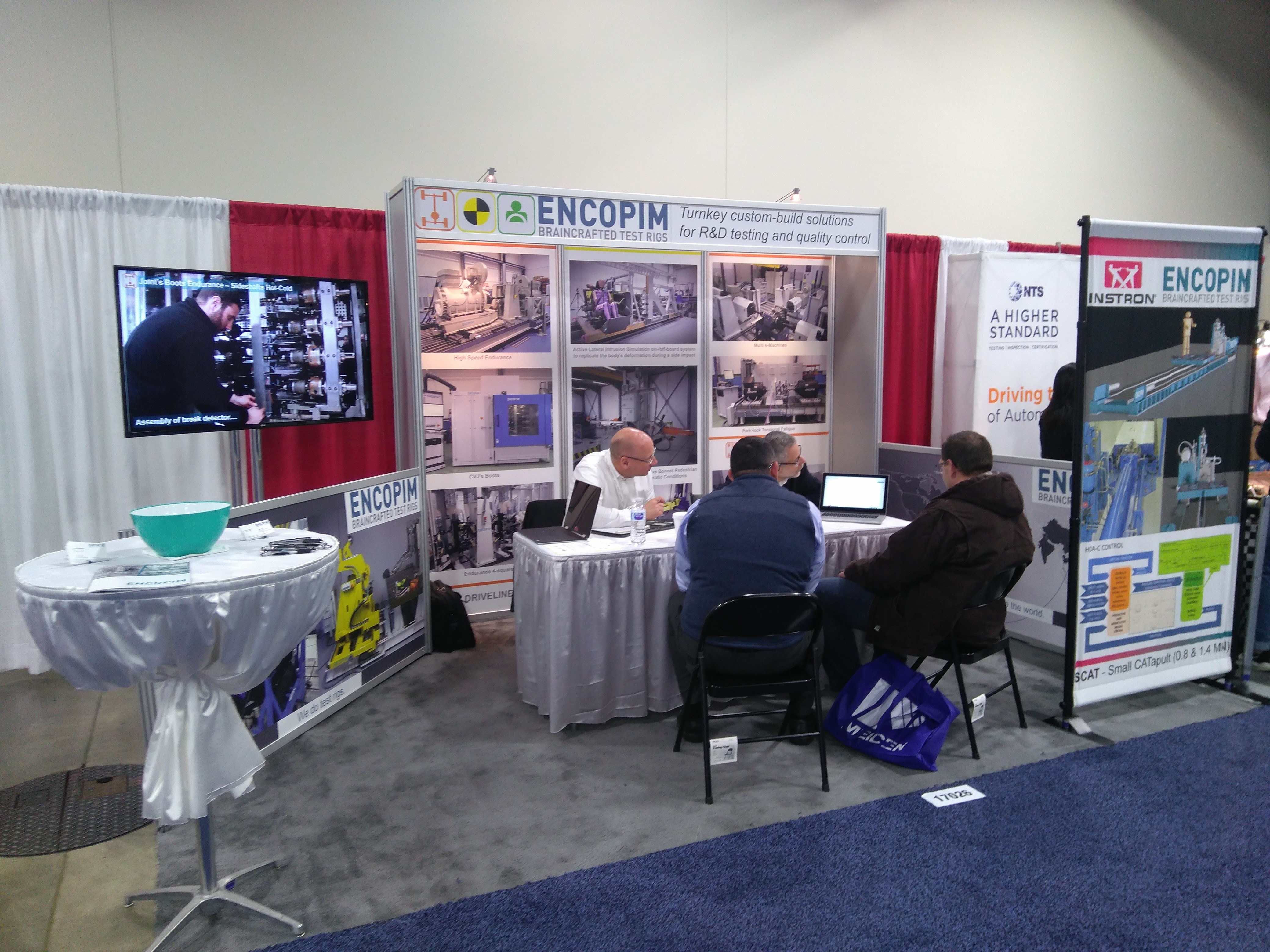 Testing Expo US